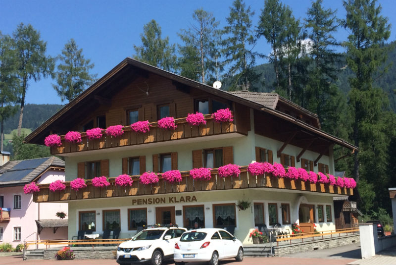 Pension Klara in Villabassa in Alta Pusteria